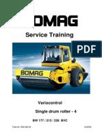 BW177-213-226 Series 4 Service Training