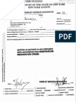 ACE v. DBSP - New York Supreme Court Decision (Kornreich)
