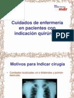 11 Cuidados de Enfermeria en Paciente Con Indicacion Quirurgica