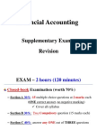 Financial Accounting - UG