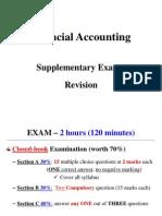 Financial Accounting - UG