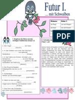 Futur Deutsch