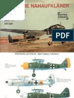Waffen Arsenal - Band 115 - Deutsche Nahaufklärer 1930-1945