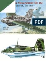 Waffen Arsenal - Band 113 - Raketenjäger Messerschmitt Me 163 - Wie ein Floh, aber oho