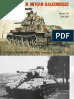 Waffen Arsenal - Band 116 - Beutepanzer unterm Balkenkreuz