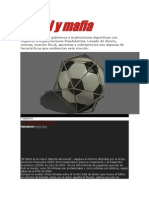Fútbol y Mafia