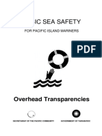 Basic Sea Safety - Overhead Transparencies