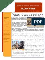 ELCAP E-Newsletter Issue 27 - July 2014