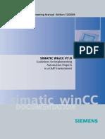 Manual Simatic Wincc v70 En