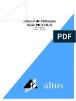 Manual Piccolo Altus