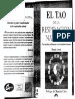 117710900 El Tao de La Respiracion Natural
