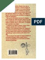 Sachot Maurice - La Invencion de Cristo - Genesis de Una Religion