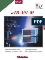 JIR-301-M(E)
