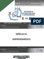 Desarrollo Historico de La Administracion Y La Economia
