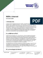 Factsheet NGN 20090310 Es