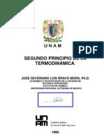 SEGUNDO PRINCIPIO TERMODINAMICO