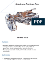 Fundamentos de turbina a gas