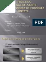 4° Práctica eco internacional
