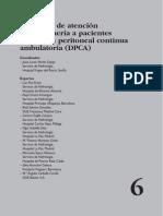 Protocolo de Atencion de Enferneria a Pacientes en DPCA