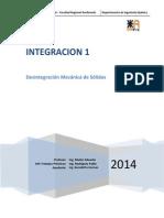 04 -Modulo Desintegración Mecanica de Solidos 2014