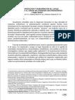 Caceres, Suburbanización y Suburbio en El Chile.valparaíso Siglo XIX