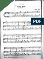 Piango Gemo, Vivaldi