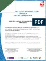 Informe De Participación