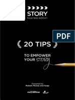 20 Tips Story Business Edition