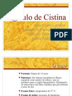 Cálculo de Cistina A1
