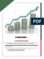 Consumo e Inversión Final