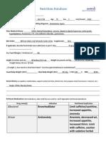 jessica g nutrition database assessment 3