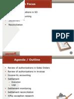 SAP CC User Training
