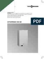 Fisa Tehnica Centrala Termica Viessmann Vitopend 100 785 227