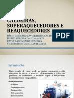 Caldeiras, superaquecedores e reaquecedores - FORMATADO.pptx