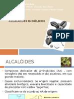 ALCALÓIDES INDÓLICOS