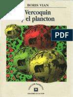 Vian Boris - Vercoquin y El Plancton