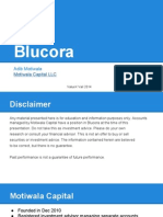 Blucora (BCOR) - ValueX Vail 2014