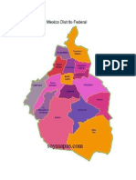 Mapa Del Distrito