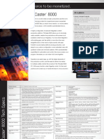 TriCaster 8000 Onesheet Us