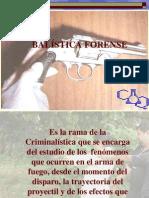 4a. Unidad Balistica Forense1