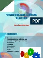 ProveedorPROVEEDORES DE TURISMO RECEPTIVOs de Turismo Receptivo