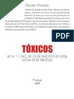 Tóxicos Lei n 11343 de 23 de Agosto de 2006 - 7ª Edição