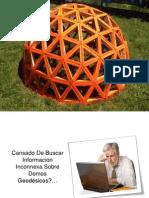 Domo Geodésico, Como Hacer Invernaderos, Materiales Para Construir Un Invernadero, Estructura Domo