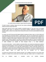Muere Jacques Aprile[1]