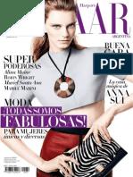 Harper's Bazaar Argentina - Julio 2014