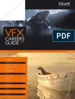 VFX Careers Guide 2014