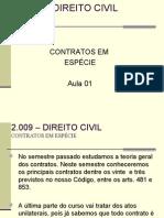 1 Aula Direito Civil