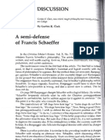 CLARK - 1982 - A semi-defense of Francis Schaeffer.pdf