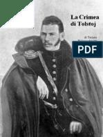 2014 Polomochnykh La Crimea di Tolstoj