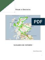 Escocia Libro Viaje